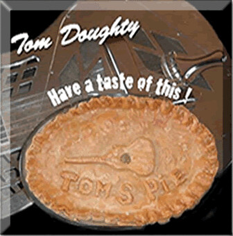 Tom Doughty CD Cover