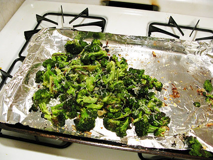 with blue blue cheese broccoli salad roasted broccoli with blue ...
