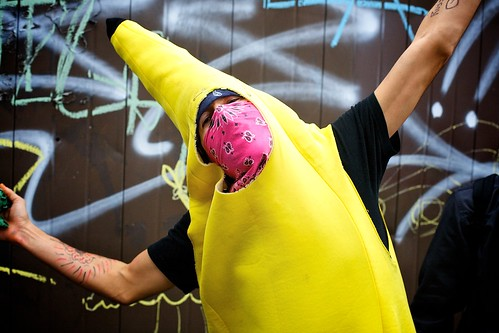 PC In Banana Suit