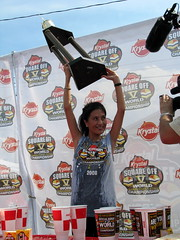 100 Things to see at the fair #98: Krystal Square-off Winner