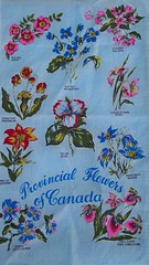 Flowers of Canada