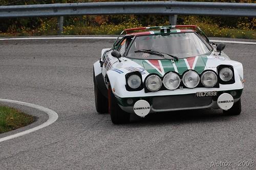 lancia stratos alitalia. DSC_3712 - Lancia Stratos Alitalia. 6° Revival Rally Club Valpantena