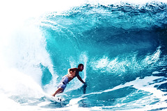 Wave (Kanaka Menehune) Tags: hawaii surf oahu surfer surfing northshore pipeline banzaipipline