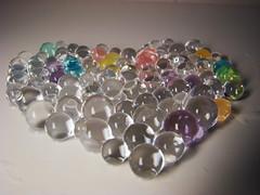 crystal heart. (Laipi Photograph) Tags: moneyplant crystalball sonyh7