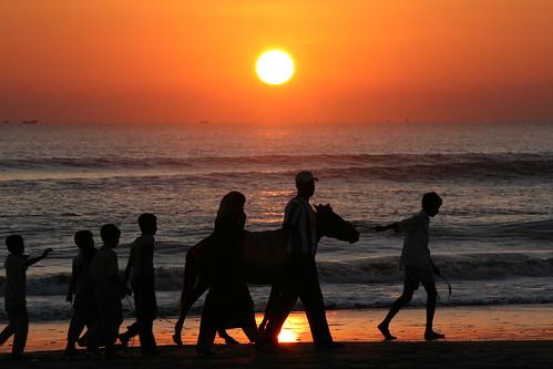 Evening Procession