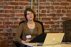 Amber, Before (ahockley) Tags: people oregon portland events souk pdx cre8camp ambercase