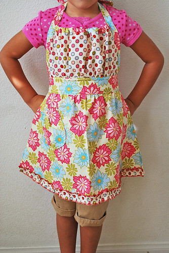 Pixie children's apron