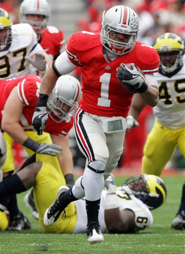 Michigan Ohio St Football