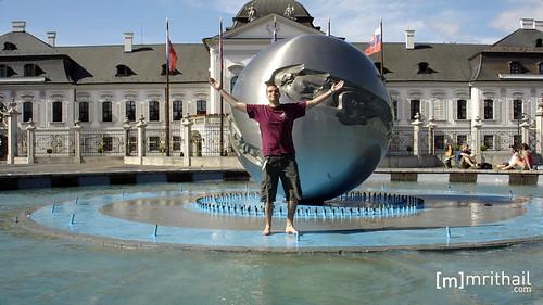 Bratislava - Fountain