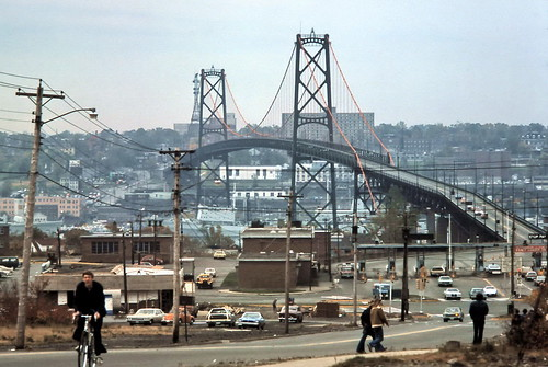gm_08608 Halifax Suspension Bridge, Nova Scotia 1975 by CanadaGood