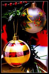 Navidad / Christmas (Miguel J.R.) Tags: christmas new colors navidad nikon colours decoration colores bolas cw fin ao navideo decoracion d40 yerar a3b 6retos6