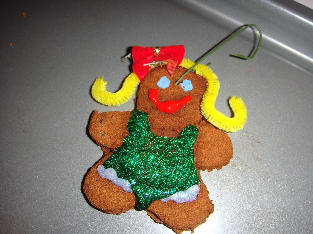 Sheman Gingerbread  Girl