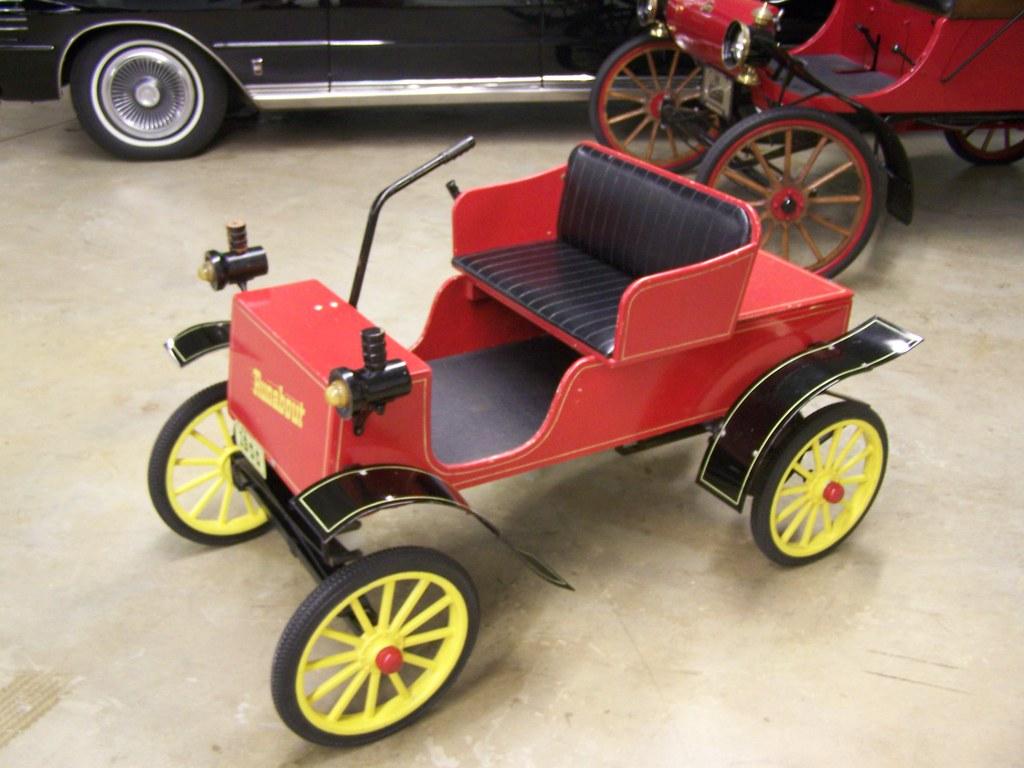 1901 Packard replica child's car