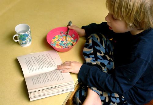 Breakfast of Readers
