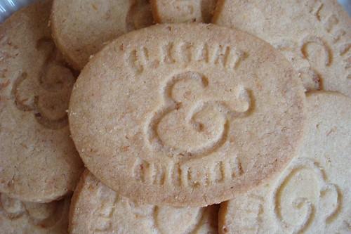ampersand cookies