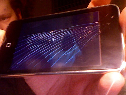 Broken iPod Touch