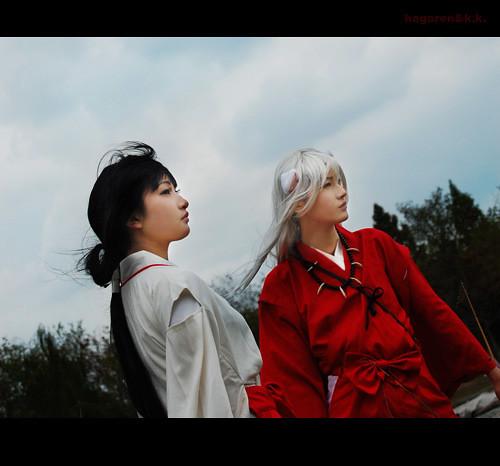 inu yasha cosplay by hikki fm.