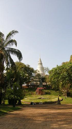 36.塔山 (Wat  Phnom)