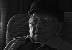 Abuelo Emilio (Toni Sanchis) Tags: blackandwhite blancoynegro abuelo granfather