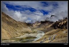 Ladakh Landscape (Neloy) Tags: india mountain nature canon landscape himalaya ladakh canon1855 neloy
