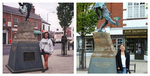 Stratford-upon-Avon ... then & now