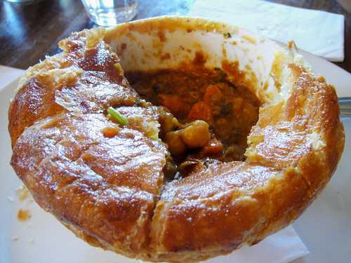 Moroccan Lamb Pie
