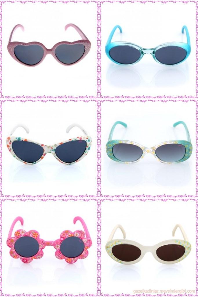 Barbie Girls Gözlük Modelleri