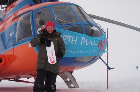 North Pole Marathon Ivany Pilařové: Vzhůru na sever