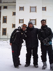 Bardonecchia - Maria, Me and Witek (Robotik: Michael) Tags: