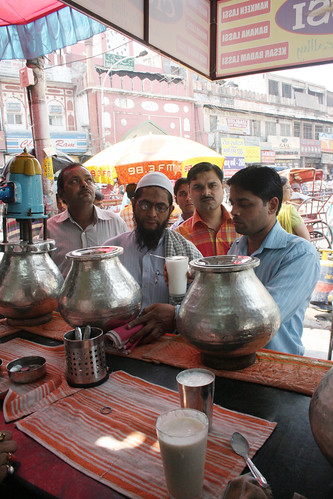City Food – Lassi, Chandni Chowk