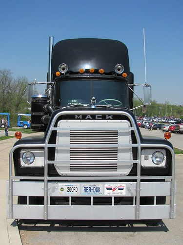 Rubber Duck Mack Truck Rs700l From The Movie Quot Convoy Quot At Museum Of Transportation St Louis