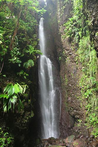 Bwa Nef Falls