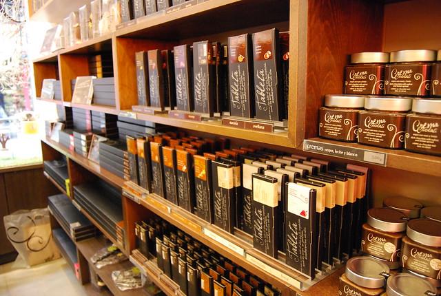 La variedad de Alma de Cacao
