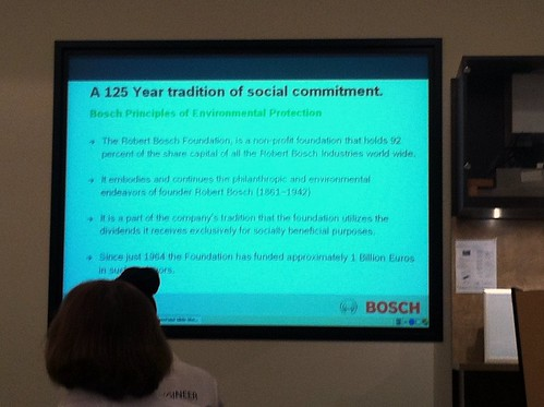 Bosch, 125 Years of Social Commitment