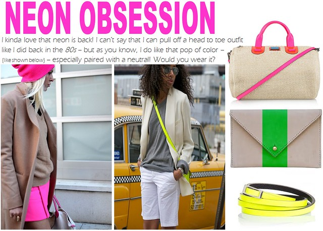 neon obsession