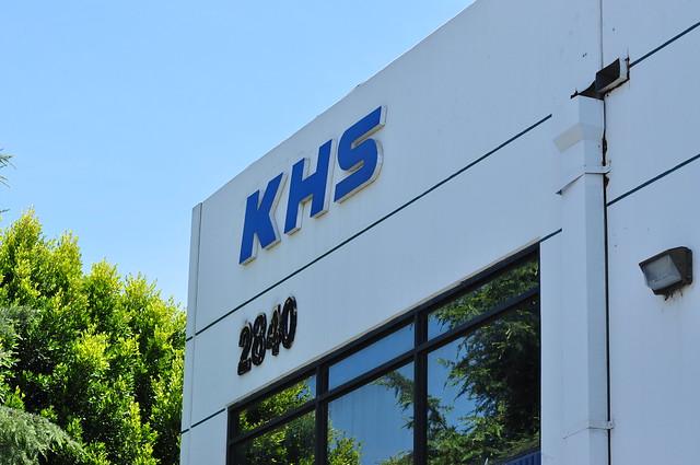 KHS Visit 2011