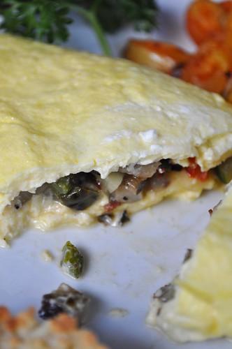 cinta omelette
