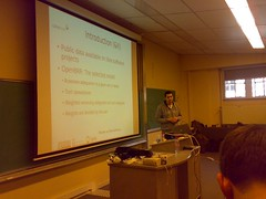 Free Software Master presentation at FOSDEM