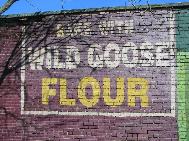 Bake with Wild Goose Flour