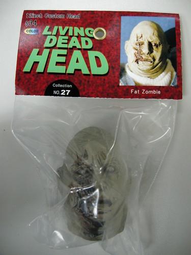 LIVING DEAD HEAD NO.27