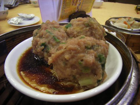 kwongshunsang 拍攝的 山竹牛肉球。
