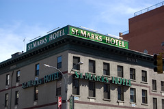 St. Marks Hotel by feralboy, on Flickr