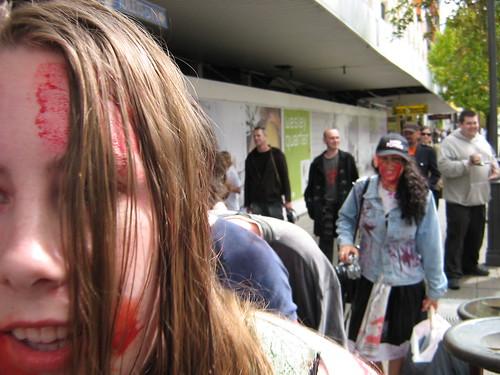 Zombie sash close