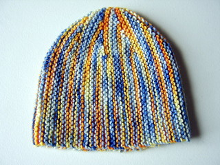 Beginner Baby Knitting Patterns : Ravelry: shortrows sideways hat pattern by Kristi Porter