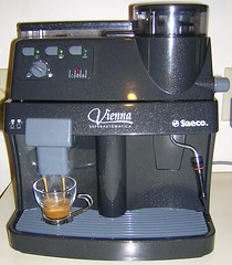 Super-Automatic Espresso Machine