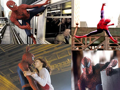 Spider-Man Wallpaper (ethan_sky) Tags: wallpaper spiderman spidey tobeymaguire webhead spidermanmovie