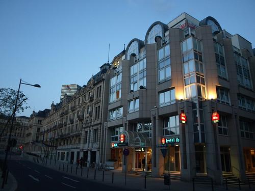 P5123410 - Hotel Ibis - Wiesbaden, Germany