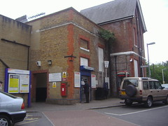 Picture of Isleworth Station