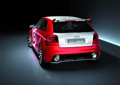 Audi A3 TDI Clubsport Quattro Concept 5