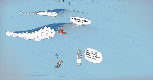 Dios no surfea